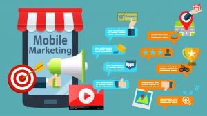 موبایل مارکتینگ در دیجیتال مارکتینگ