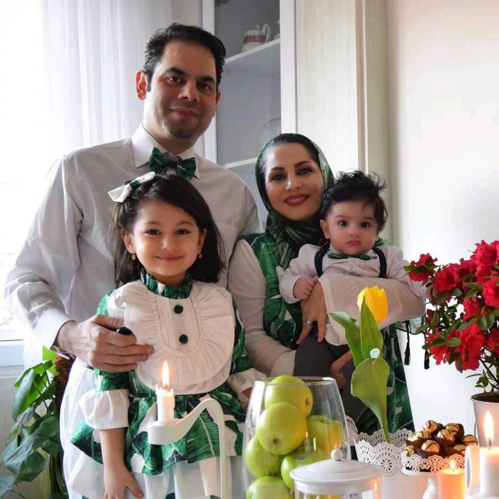 تبلیغات اینستاگرامی family.white.green